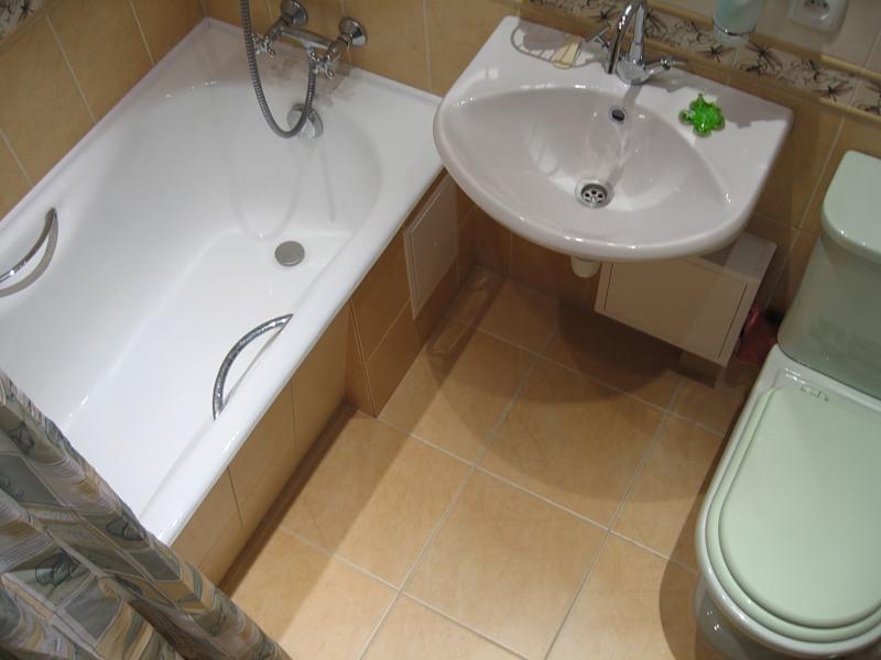Как установить сантехнику своими руками
