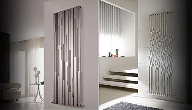 Дизайн полотенцесушителей